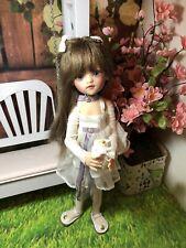 "Lorella Falconi BJD Isamara 15"" Resin doll In Original Outfit Box COA LE #32/50"
