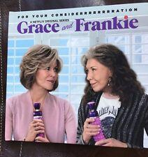GRACE & FRANKIE SEASON 3 EMMY FYC DVD - 6 EPISODES