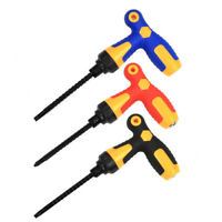 18-24CM RETRACTABLE T-TYPE RATCHET MAGNETIC SCREWDRIVER REPAIR MAINTENANCE SMART