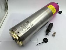 5.5KW BT30 ATC Spindle Motor Water-cooled 220V 18000rpm High Speed CNC Engraving