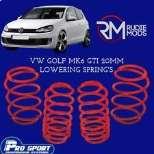 ProSport bajar Muelles Kit Para VW Volkswagen Transporter T4 2.5TDi de 90 a 03