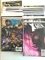 🔥UnCanny X-Men Lot of 28 Books from 444-489 Wolverine Psylocke Strom Marvel 🔥