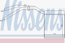 Nissens 71770 Heater Matrix