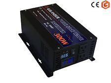 GL-300P 300W 12V DC to 110V AC 60Hz Pure Sine Wave Inverter