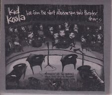 Kid Koala - Live From The Short Attention Span Audio Theater Tour (CD + DVD)