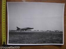 Photo AVION PLANE Hunter - 19 X 24,5 cm