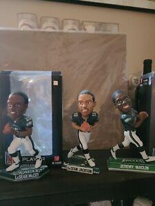 Philadelphia Eagles Jackson, McCoy and Maclin bobbleheads
