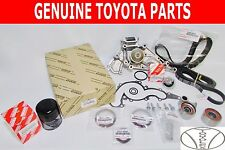 NEW GENUINE LEXUS / TOYOTA FULL OEM WATER PUMP TIMING BELT KIT 4.3 & 4.7L V8 ENG