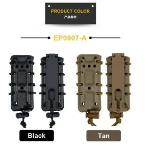 9mm Mag Pouch Elastic cord Molle system for Gel Blaster Gelsoft Airsoft War