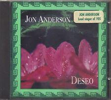 JON ANDERSON - Deseo - MILTON NASCIMENTO CD WINDHAM HILL 1994 USATO OTTIME COND
