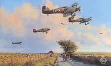 Glorious Summer by Robert Taylor Artist Proof Hawker Hurricane Battle of Britain