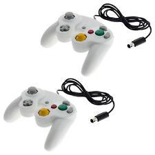 Controlador 2x joypad gamepad joystick para Nintendo GameCube Wii Panasonic Q