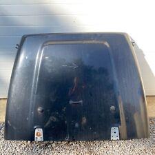 1997 2006 Jeep Wrangler Tj Hood Px8 Black Oem Small Dent 52459 Fits 1997 Jeep Wrangler