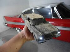 1/18 PLYMOUTH FURY BURNT CHRISTINE *MOVIE ACCURATE* VEGAS 1958 1957 STEPHEN KING