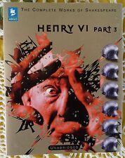 HENRY V1 PART 3 Two Cassette Audio Book  NEW