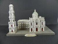Dom von Pompei Kirche Italien 21 cm Polyresin Modell Italien Italy NEU