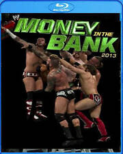 WWE: Money in the Bank 2013 (Blu-ray Disc)