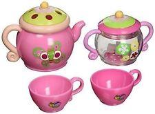Summer Infant Tub Time Tea Party Set Pink Girl Baby Toddler Bathtime Bath Toy