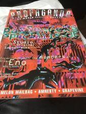 U2 Propaganda issue 23 Autumn/Winter 1995 Fan Magazine