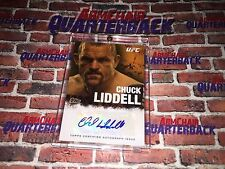 Chuck Liddell Autographed 2010 Topps Certified Autograph Issue FA-CL UFC MMA