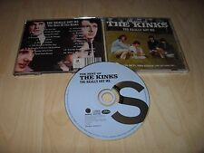 The Kinks - You Really Got Me (The Best of the Kinks) (1999 CD ALBUM) EXCELLENT