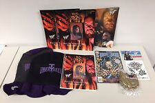 Rare Vintage WWF The Undertaker Pay-Per-View Prize Pack WWE
