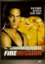 FIRE MISSION / BRANDON LEE DVD ACTION NEUF/CELLO