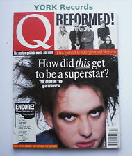 Q MAGAZINE - Issue 82 July 1993 - The Cure / The Velvet Underground /Def Leppard
