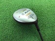 NICE Square Two Golf LPGA LADY RAVE Womens DRIVER 11* Right RH Graphite Used #1