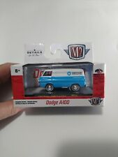 M2 1964 Blue Dodge A-100 Panel Van Chrysler Corporation Walmart Exclusive