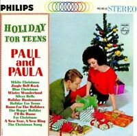 PAUL & PAULA-HOLIDAY FOR TEENS-JAPAN MINI LP CD C94