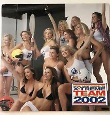 Jennifer Lavoie Miss August 1993 Autographed 2002 Playboy X-Treme Team Calendar