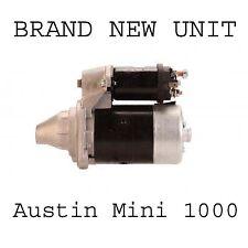 Nuovo Gruppo Austin Mini 1000 1982 1983 1984 1985 - 1993 Motorino di Avviamento