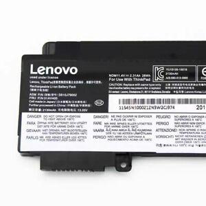 Genuine For Lenovo ThinkPad Battery T460s T470s 00HW024 00HW025 01AV405 01AV406