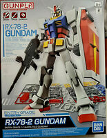 RX-78-2 GUNDAM E.F.S.F Prototype Mobile Suit EG - Bandai Kit 1:144 Gundam UC