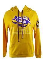 LSU Tigers NCAA Women's Pullover Hoodie