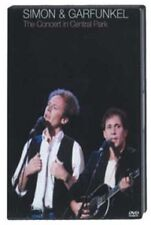 SIMON & GARFUNKEL - THE CONCERT IN CENTRAL PARK  DVD  22 TRACKS POP  NEUWARE
