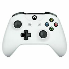 Official Xbox One Wireless Controller - White (3.5mm Jack Not Working)