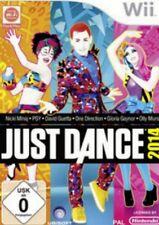 Nintendo Wii +Wii U Just Dance 2014 Neuwertig