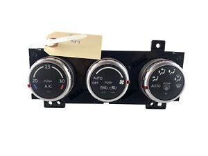 2007-2013 Suzuki SX4 AC Heater Climate Temperature Control 503722-4445 OEM