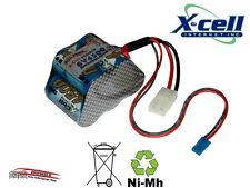 Leistungs Empfänger-Antriebsakku, Hump Pack X-Cel SCR 6V4500 mAh mit 2 Stecker