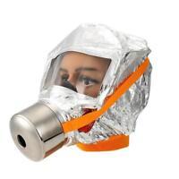 Notfall Fluchtweg Maske Atemschutzmaske Feuer Rauch für Hotel Mode