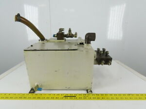 7-1/2 USG Hydraulic Reservoir Return Holding Tank