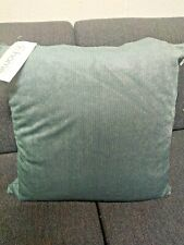 Catherine Lansfield Fine Texture  Cushion Covers 43x43 cm Teal