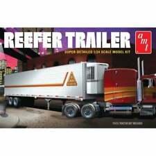 AMT 1:25 Reefer Semi Trailer Truck Kit - AMT1170