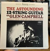 THE ASTOUNDING 12 STRING GUITAR OF GLEN CAMPBELL --- CAPITOL RECORDS --- ST 2023