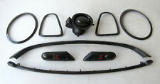 Genuine Used MINI Carbon Dipped Trim Set for R56 R55 R57 R58 R59