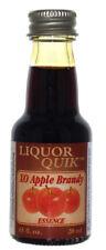 XO Apple Brandy - Liquor Quik Natural Brandy Essence 20 ml