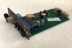 Mitsubishi Pro Audio - Westar/Quad Eight DIFF. MIC PRE 82071