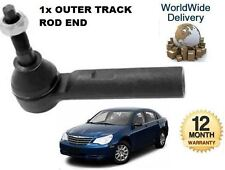 FOR CHRYSLER SEBRING SALOON CABRIO 2007 > NEW 1 x OUTER TRACK TIE RACK ROD END